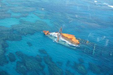 Astron Shipwreck Dominican Republic