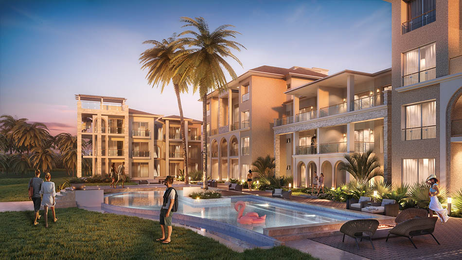 Cana Pearl Hotel Resort Pool