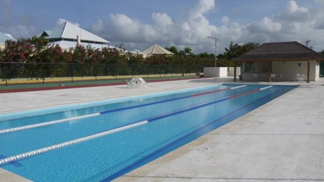 Punta Blanca Tennis Court 2