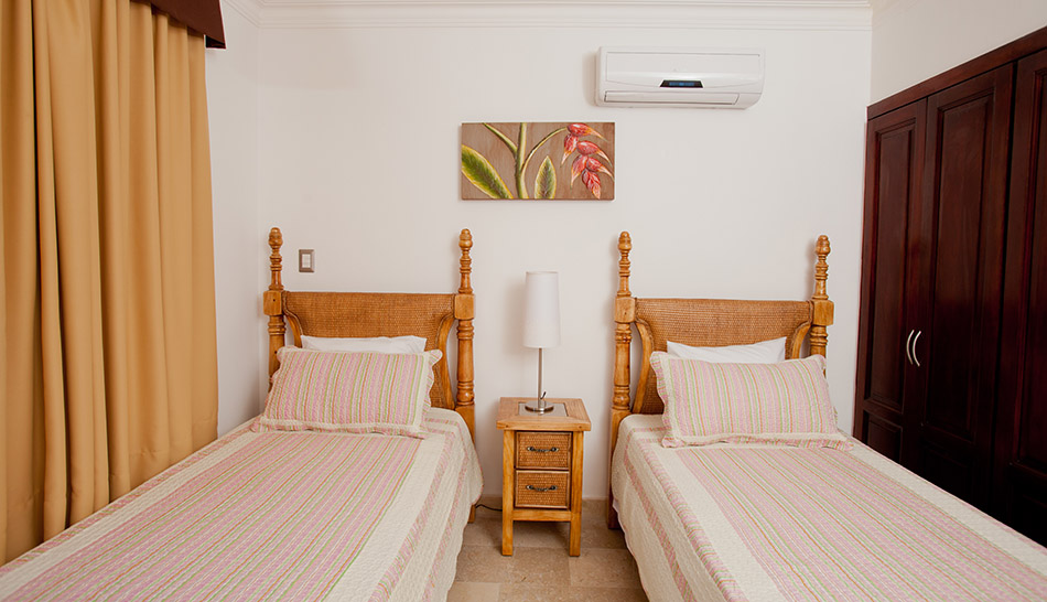 Punta Blanca Double Beds