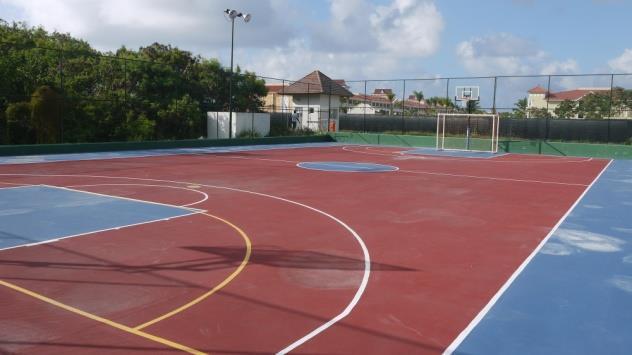 Punta Blanca Tennis Court