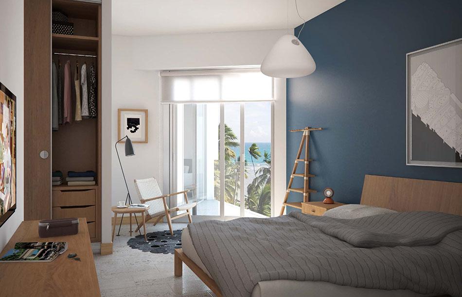 Aquarella Bed Room