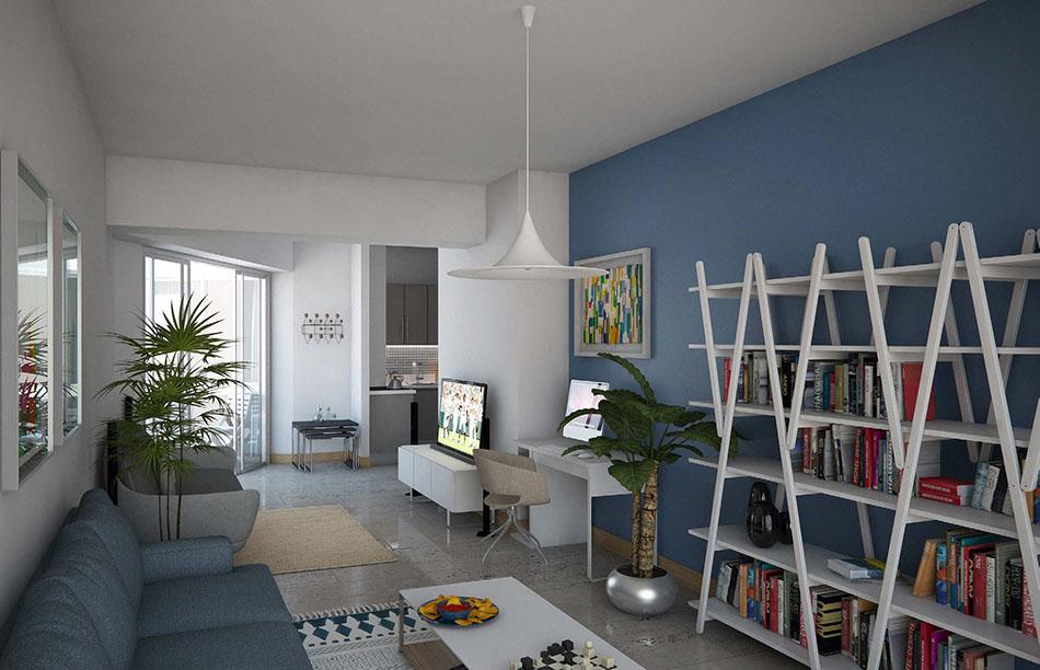 Aquarella Bedroom 2