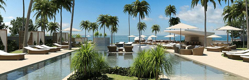 Aquarella Resort Front