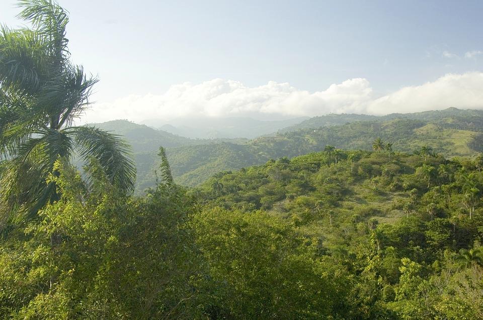 Dominican Republic Mountains